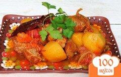 Фото рецепта: «Свинина с овощами»