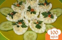 Фото рецепта: «Яйца закусочные»