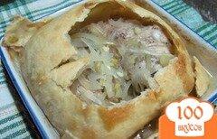 Фото рецепта: «Курица в тесте»