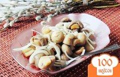 Фото рецепта: «Маринованные шампиньоны»