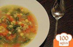 Фото рецепта: «Диетический сырный суп»