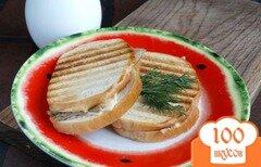 Фото рецепта: «Гриль-сендвич с индейкой»