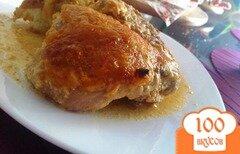 Фото рецепта: «Куриные бедра в остро-сладком маринаде»