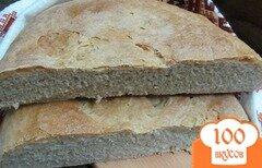 Фото рецепта: «Хлеб с добавлением ржаной муки»