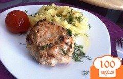 Фото рецепта: «Куриные колобки»