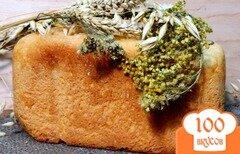Фото рецепта: «Хлеб на творожной сыворотке»