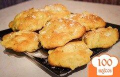 Фото рецепта: «Яблочное печенье из духовки»