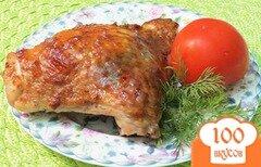 Фото рецепта: «Куриные бёдрышки, острые, запеченные»