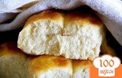 Фото рецепта: «Воздушные картофельные булочки»