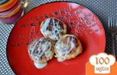 Фото рецепта: «Нежные сырники»