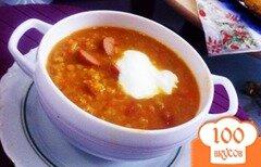 Фото рецепта: «Похлебка из красной чечевицы»