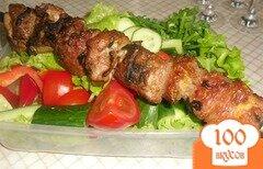 Фото рецепта: «Шашлык по-армянски из свинины»
