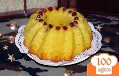 Фото рецепта: «Рисовый пирог»