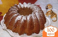 Фото рецепта: «Кукурузно-рисовый кекс»