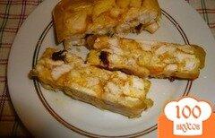 Фото рецепта: «Куриная грудка в желе»