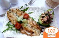 Фото рецепта: «Рыба - гриль»