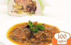 Фото рецепта: «Баклажаны в томатном соусе»