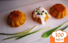 Фото рецепта: «Морковная запеканка»