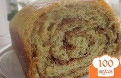 Фото рецепта: «Хлебец с корицей»