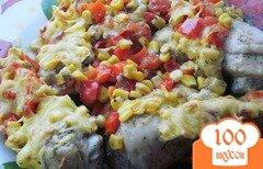 Фото рецепта: «Курица по-мексикански»