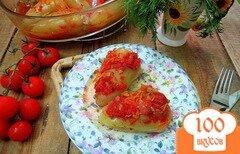 Фото рецепта: «Перец фаршированный»
