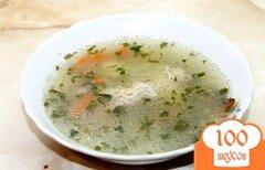Фото рецепта: «Рыбный суп с толстолобиком и лимоном»