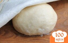 Фото рецепта: «Дрожжевое тесто на опаре с растительным маслом.»