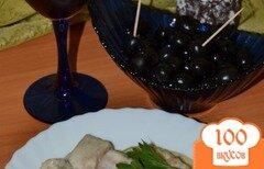 Фото рецепта: «Свинина с яблоками в сливочно-сырном соусе»
