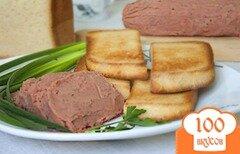 Фото рецепта: «Вегетарианская колбаса»