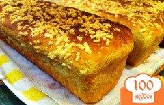 Фото рецепта: «Кекс из дрожжевого теста со шрейзелем»