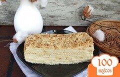 Фото рецепта: «Вафельный торт»