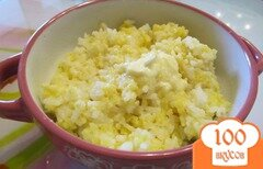 Фото рецепта: «Рисово-пшенная каша в духовке»