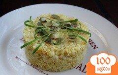Фото рецепта: «Кускус из цветной капусты»