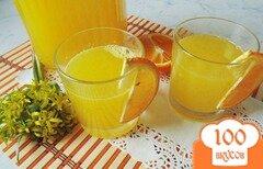 Фото рецепта: «Лимонад из апельсина»