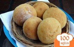 Фото рецепта: «Булочки с рисовой мукой»