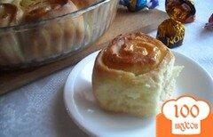 Фото рецепта: «Апельсиновые булочки»