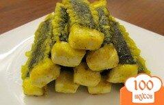 Фото рецепта: «Вегетарианская рыбка»