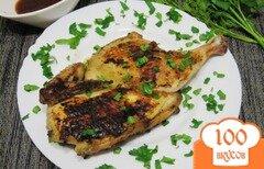 Фото рецепта: «Цыплята в кефирном маринаде»