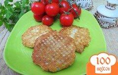 Фото рецепта: «Бризоль со свининой»