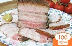 Фото рецепта: «Грудинка свиная нежная и сочная»