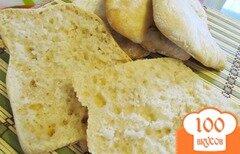 Фото рецепта: «Чиабатта на закваске»