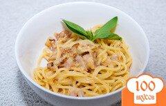 Фото рецепта: «Спагетти карбонара (классический рецепт)»