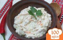 Фото рецепта: «Flaki (фляки, говяжий желудок)»