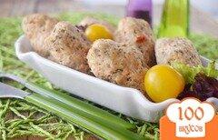 Фото рецепта: «Паровые котлеты из куриного филе»