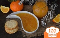 Фото рецепта: «Желе из апельсинов»