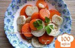 Фото рецепта: «Салат из дайкона»