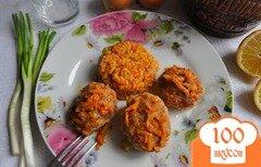 Фото рецепта: «Картофельно - мясные котлеты»