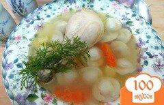 Фото рецепта: «Суп с пельменями»