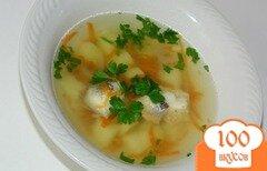 Фото рецепта: «Рыбный суп из нототении»