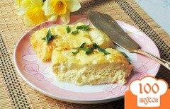 Фото рецепта: «Пышный омлет в духовке»